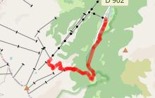 Randonnée VTT 6 - Boucle des Tourbières