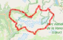 Tour de la Grande Casse (5 jours)