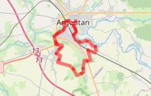 Vélo : Boucle des Bords de l'Orne