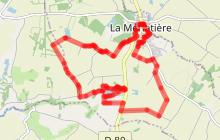 Sentier du Compère Guilleri - La Merlatière