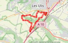 Aux alentours du château de Saint-Jean-de-Beauregard
