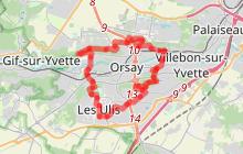 La Vallée de Chevreuse en Essonne