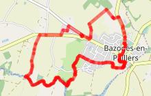 Sentier de la Brosse, boucle de 7 km - Bazoges-en-Paillers