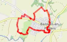 Sentier de Bazoges, boucle de 5.5 km - Bazoges-en-Paillers