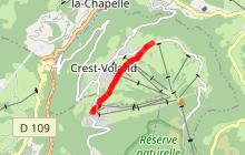 Itinéraire poussette de Bel'Avoine