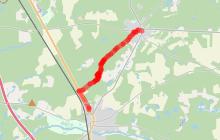 Sologne à Vélo - Lamotte-Beuvron à Vouzon