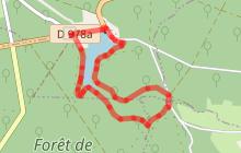 Circuit de l'Étang de Tronçais