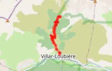 TRV étape Villar-Loubière>Les souffles