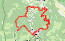 EldoradoRando - La forêt de Risoul