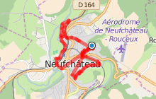 Le sentier de Neufchâteau