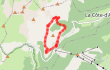 Tour du Char des Quais - VTT