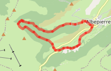Parcours 17 - Le Cirque de Chamalière - Cascade des Vergnes