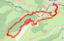 Parcours trail 3 - Le Col de la Molède