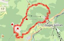 Parcours 31 - Bec de l'Aigle Puy Griou