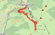 Défi trail Le Lioran - Plomb du Cantal