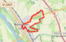 Circuit des vallées Mathieu