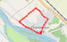 Circuit du village et de la Loire