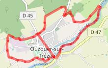 Circuit du tour d'Ouzouer