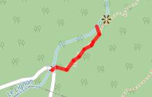 Sentier du Saut de la Truite