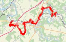 GR®14A - De Changis à Nanteuil-sur-Marne