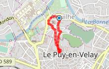 Circuit Volcan en Liberté - Aiguilhe