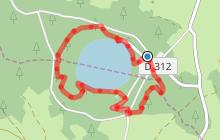 Circuit Volcan en Liberté - Le Lac du Bouchet