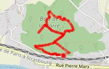 Promenade au Bois de la Barre