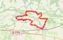 Vélopromenade n°24 Variante 17 km