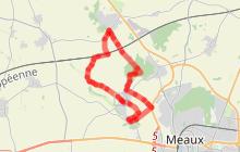 Randonnée - Chauconin-Neufmontiers (Boucle 1)