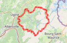 Tour du Beaufortain (7 jours)