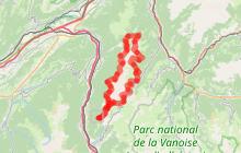 Tour de la Lauzière (5 jours)
