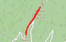 Sentier du Molard Noir