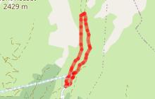 Sentier vallon de Foran