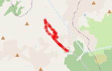 Sentier du Plateau de Plan Pichu