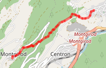 Sentier de Montgirod-Villette