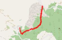 Sentier de la Combe au Chapieu