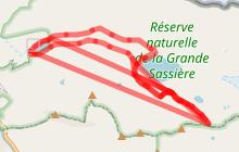 Réserve Naturelle et lac de la Grande Sassière