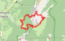 Plateau du Granier par la Balme à Collomb