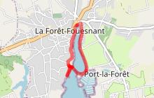 Parcours d'interprétation de l'Anse de La Forêt