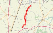 Compostelle dans le Loiret : Autruy-sur-Juine à Aschères-le-Marché