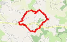 Circuit de Saint-Tugdual à Guiscriff - Circuit n°27