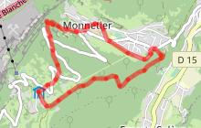 VTT - Chemin du Funiculaire