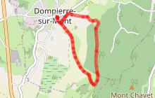 Le sentier nature de Dompierre-sur-Mont