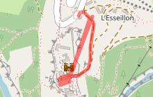 Parcours Jeu du Fort Victor-Emmanuel