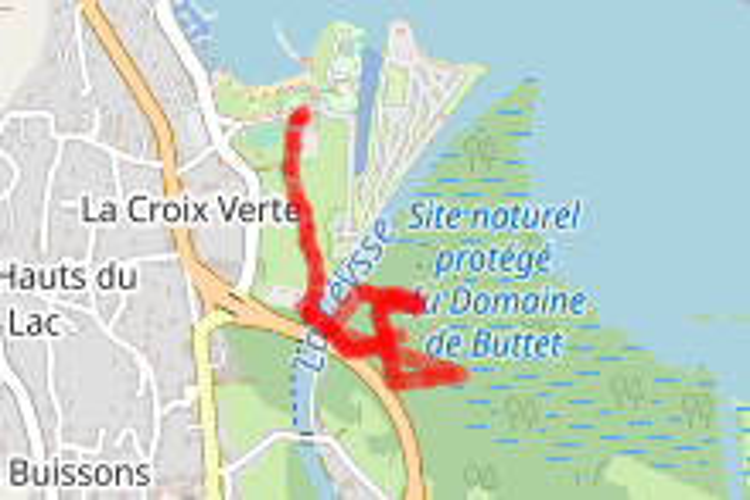Promenade confort : Château Thomas II