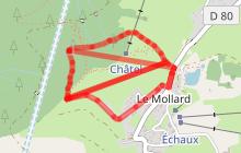 Circuit VTT - Tour du Châtel