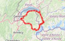 Circuit découverte : Le massif du Mont-Blanc