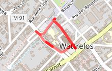 Wattrelos - Découverte du centre-ville