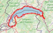 Circuit découverte : Le tour du Lac Léman