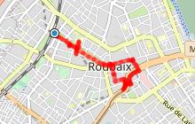 Suivez le fil de brique et déroulez l'histoire de Roubaix'